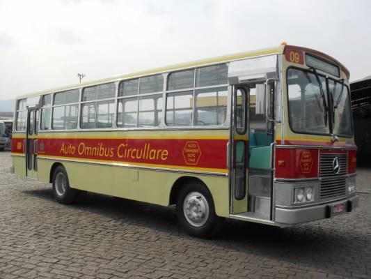 Circullare restaura raro ônibus Ciferal 1978
